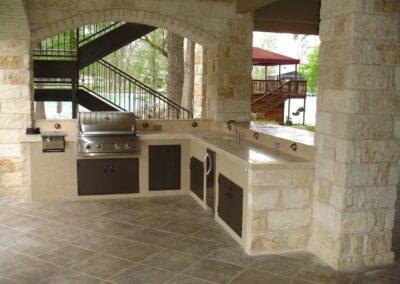 Outdoor Kitchens Basement